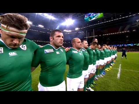 Passionate Ireland's Call Anthem
