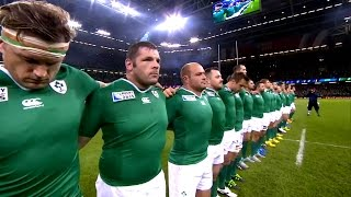 Passionate Ireland's Call Anthem