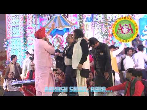 Happy Birthday Too You Shyam~~~Lakhbir Singh Lakha Live From Rangpuri 2014