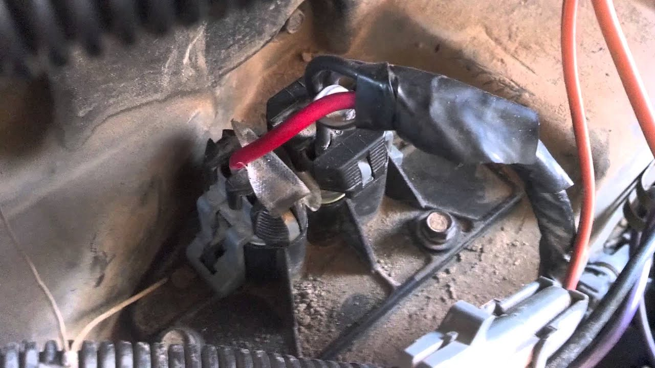 Oldsmobile Delta 88GM blower fan resistor  YouTube