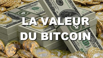LA VERITABLE VALEUR DU BITCOIN