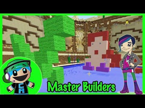 Minecraft Pillow Master Builders