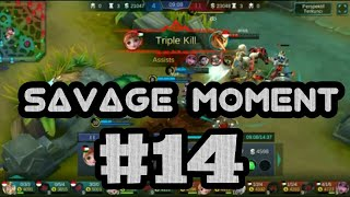 Baixar MOBILE LEGENDS : BEST SAVAGE MOMENT #14