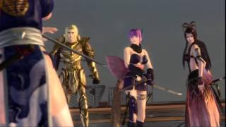 WO3U - Fighting Alongside a Traitor [ Diaochan Nemea Ayane Kasumi - No Subs ]