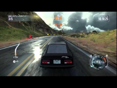 Need For Speed The Run #27 South Dakota 240 Buffalo Gap ニード・フォースピード NFS