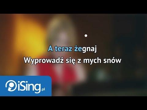Ania Dąbrowska - Porady Na Zdrady [Dreszcze] (karaoke iSing)