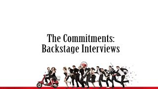 The Commitments Backstage Interview: Sean Kearns