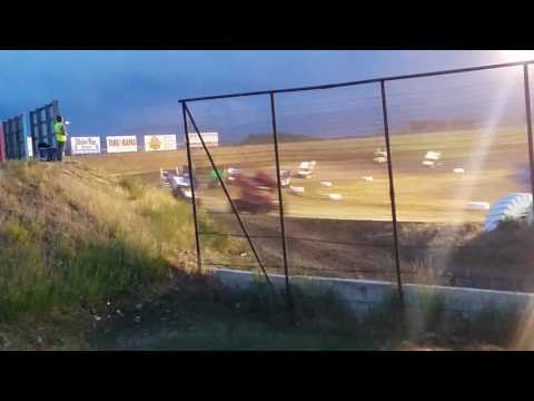 July 9, 2016 Gallatin Speedway A Main