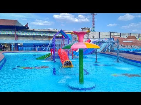 Fun World - Amazing Water World Amusement Park Bangalore, India HD