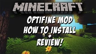 Minecraft 1.8.9 OptiFine Mod Review + How To Install w/ Download!