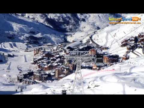 Skiing - Val Thorens, France - Unravel Travel TV