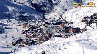 French Ski Resorts - Skiing - Val Thorens, France - Unravel Travel TV