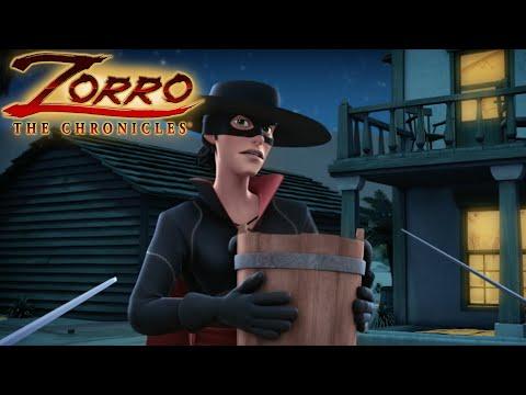 Les Chroniques de Zorro | Episode 17 | SÈCHERESSE | Dessin de super-héros