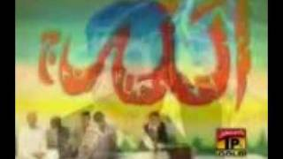 hassan sadiq nabi se phaley khuda qasida