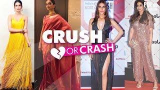 Crush or Crash: HT Most Stylish Awards Special - POPxo Fashion