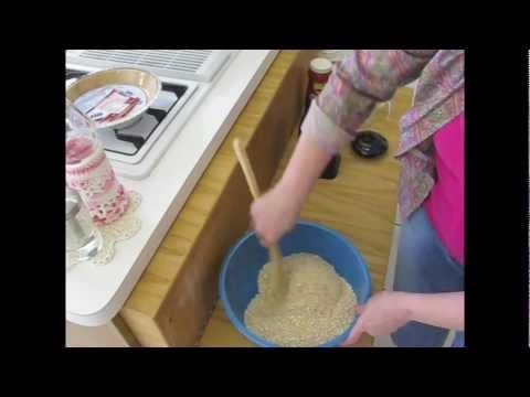 Homemade Instant Oatmeal