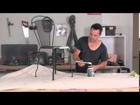 The Home Team Season 1 - Metal Chair - DIY