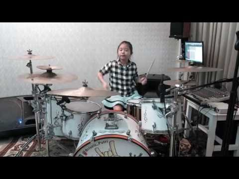 Major Lazer & DJ Snake - Lean On - Drum Cover by Issey