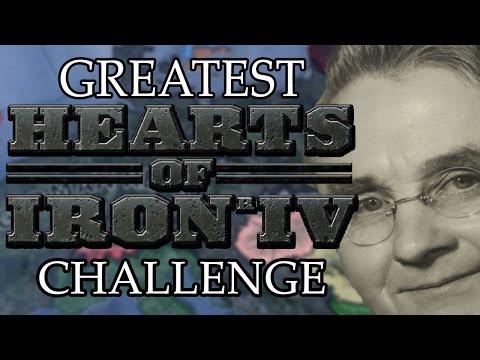 Greatest Hearts Of Iron 4 Challenge