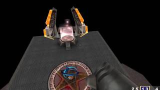 Quake 3  Arena - Me vs. Bots on Nightmare mode