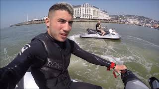 L'Acrobate - Nouveau Jet Ski Yamaha FX + essaie