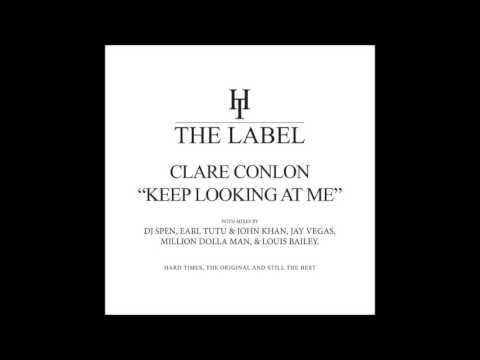 Clare Conlon - Keep Looking At Me (Jay Vegas Piano Dub)