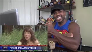 Fox News - The Rise of Reaction Videos - REACTION!!!