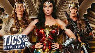 Wonder Woman 3  Amazonian SpinOff Movies Already Mapped Out