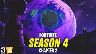 Season 4 - Fortnite Cinematic Trailer (Chapter 2)