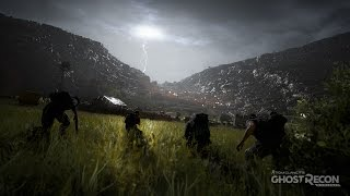 Ghost Recon Wildlands: 12 Minutes of Nighttime Stealth Gameplay