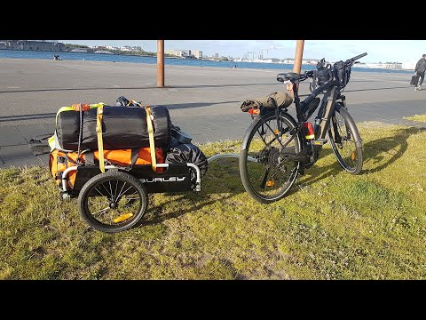 Burley Flatbed Biketrailer