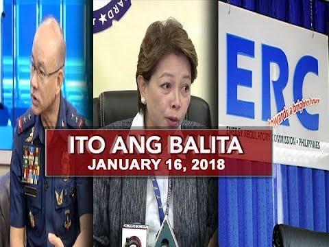 UNTV: Ito Ang Balita (January 16, 2018)