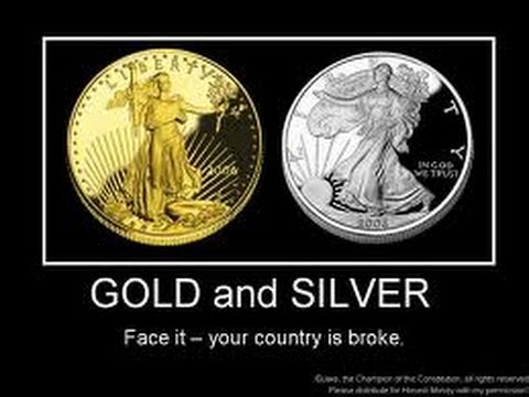 GOLD & SILVER: What Is The FUTURE As NASDAQ Reaches New Peak.Truth & Manipulation Of a FIAT CURRENCY