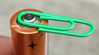 3 Incredible Life Hacks for Battery