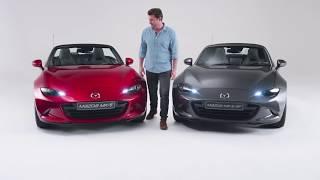 Mazda MX-5 and Mazda MX-5 RF Key Features