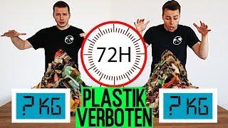 Wer VERBRAUCHT in 3 Tagen weniger Plastik ?! Max vs Chris (Staffel 2)