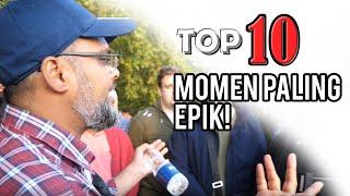 Top 10 Momen Paling Epik Debat Muslim Dengan Non Muslim! | Istimewa 100 k Subs