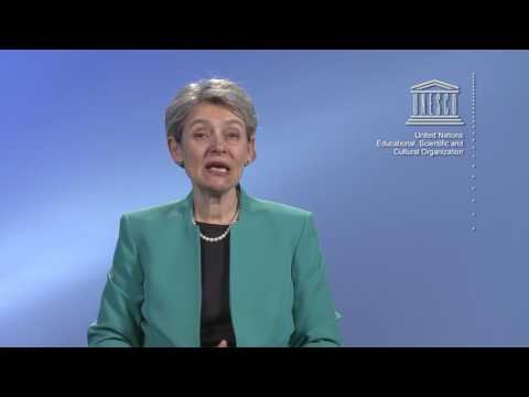 Opening Video Message of Irina Bokova, UNESCO Director-General