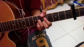 GAC-bahagia (tutorial guitar cover)