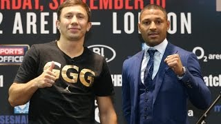 Kell Brook Says He Will Use His Fear of GGG To Defeat Him