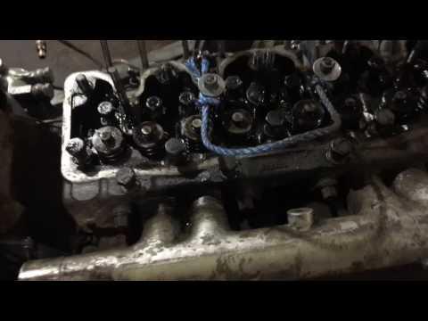 Ferguson 35, 4 Cyl Diesel Motor Renovering