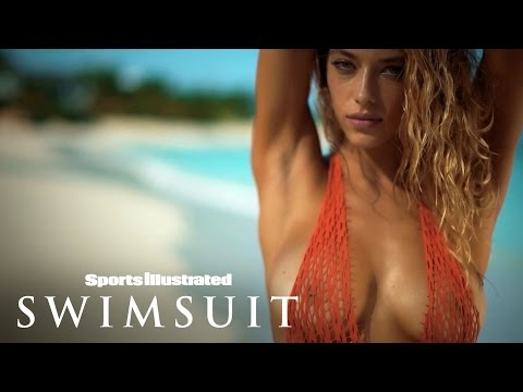 Hannah Ferguson's Hottest Swimsuit Video | Irresistibles | Sports Illustrated Swimsuit