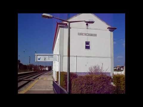 Comboios em Vale Figueira