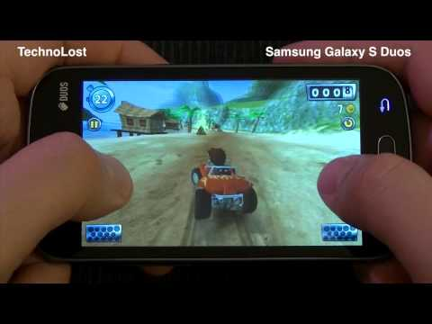 Samsung Galaxy S Duos - Games Focus [ENG] by TechnoLost