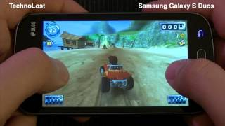 Samsung Galaxy S Duos - Games Focus [ENG] by TechnoLost(, 2013-02-07T21:44:44.000Z)