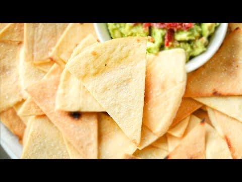 KETO Tortilla Chips In 10 Minutes | EASY KETO RECIPES