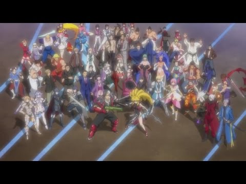 Project X Zone 2 : Brave New World - Opening HD