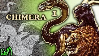 All About : Chimera - Mythical Creatures (PART 1 of 2)