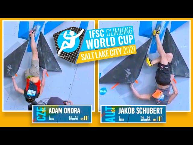 Comp Climbers VS. Offwidth Foot Technique, Ft. Ondra & Schubert