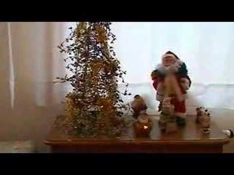 d co maison noel 2007 2 youtube. Black Bedroom Furniture Sets. Home Design Ideas